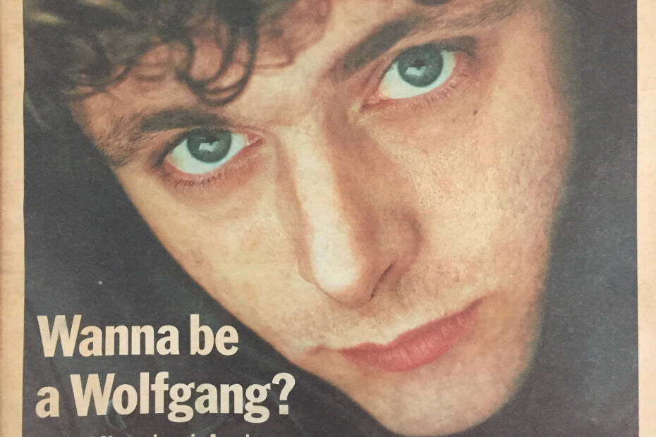 Amadeus article in Metro (1998)