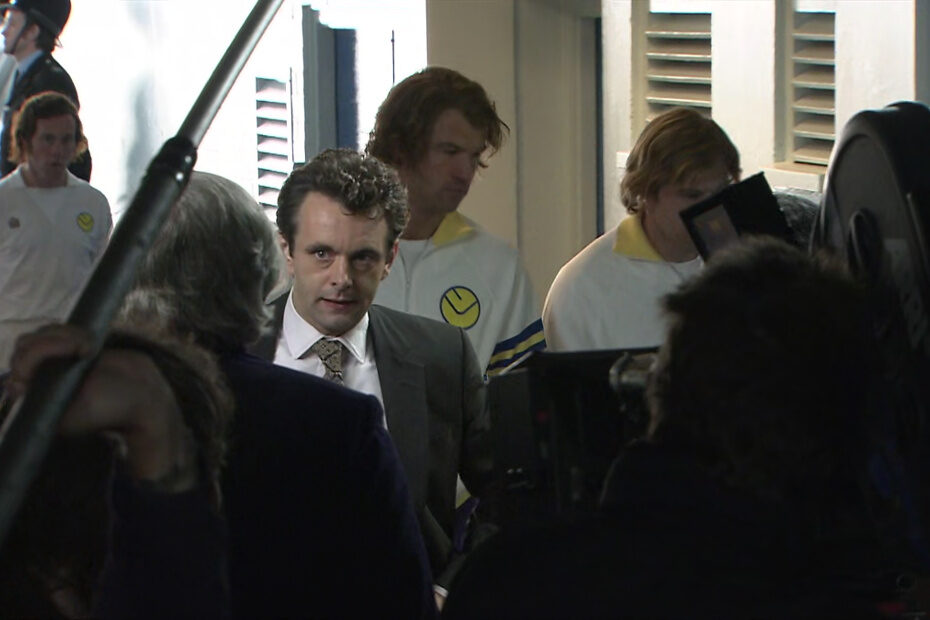 """Perfect Pitch: The Making of """"The Damned United"""""""