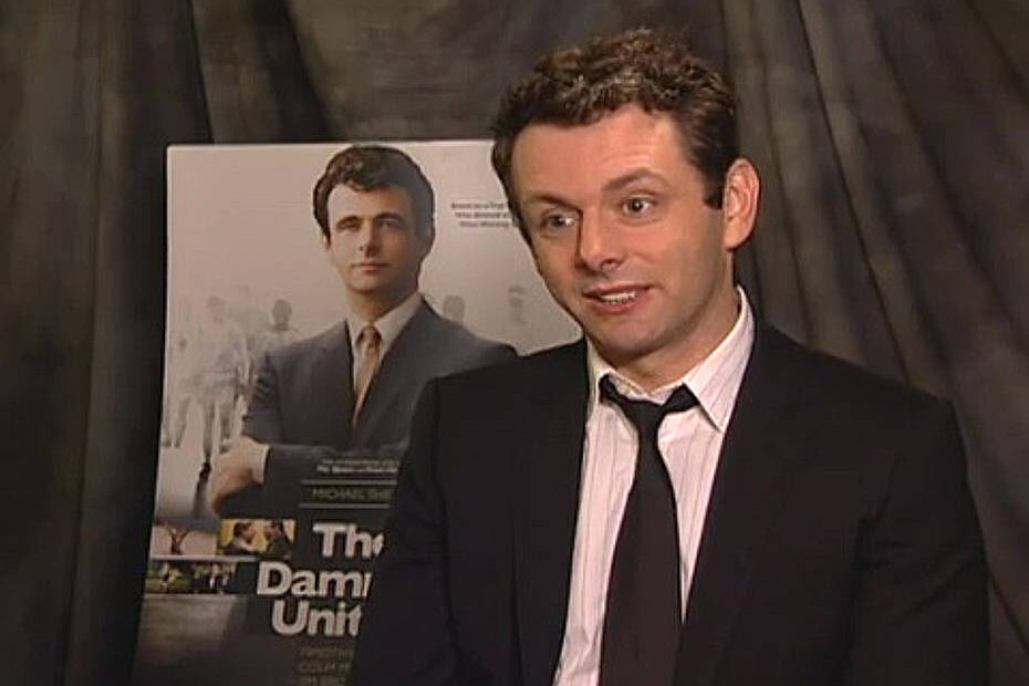 Movieweb The Damned United interview