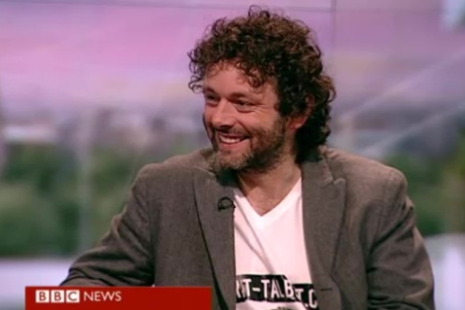 Michael Sheen on BBC Breakfast - The Passion of Port Talbot