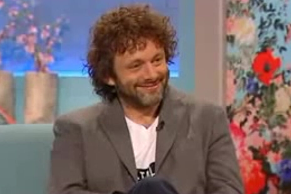 Michael Sheen on Fern - The Passion of Port Talbot