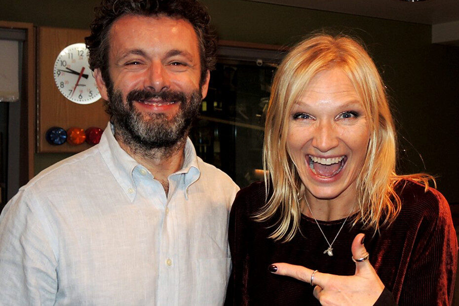 Michael Sheen chats to Jo Whiley
