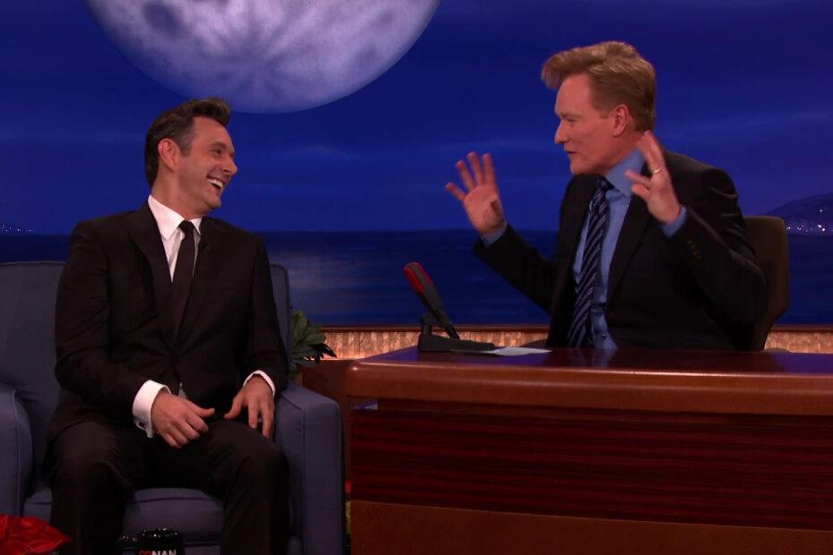 Michael Sheen on Conan (2014)