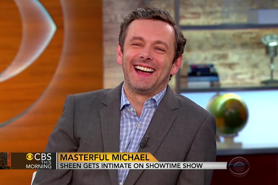 """CBS This Morning - Michael Sheen talks steamy second season of """"Masters of Sex"""""""
