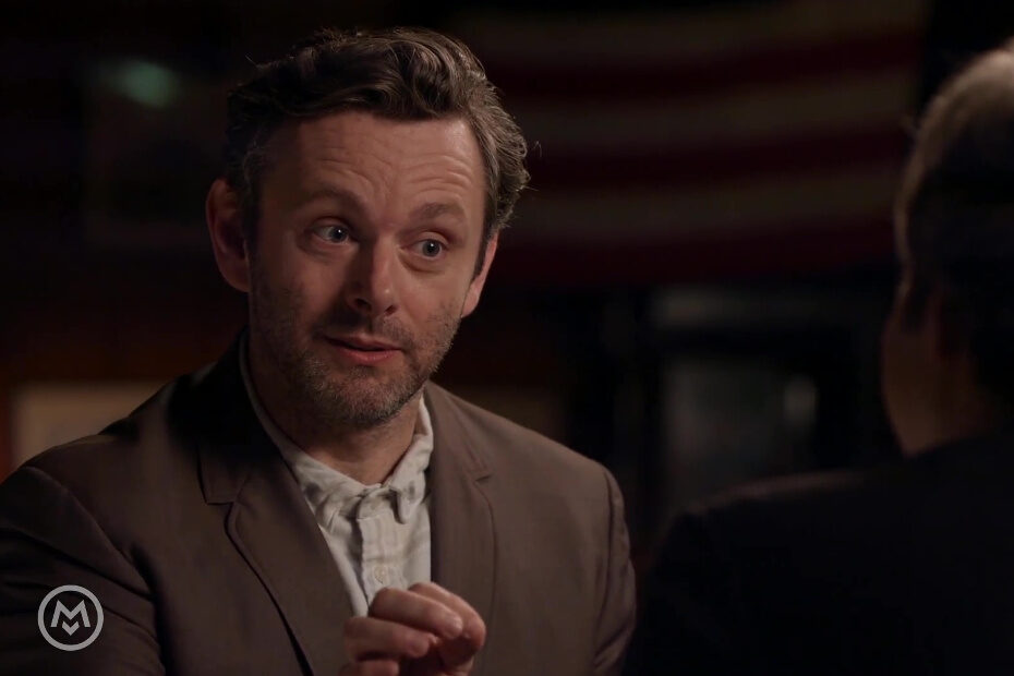 Master of Sex's Michael Sheen is His Own Raw Material
