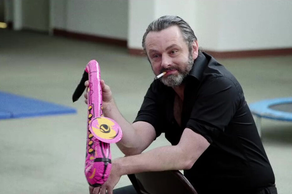 Michael Sheen in Michael Bolton's Big, Sexy Valentine's Day Special