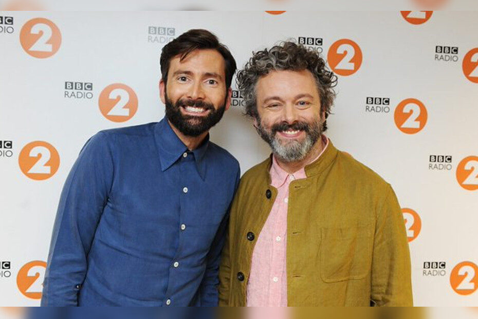Good Omens on Steve Wright's Big Guests