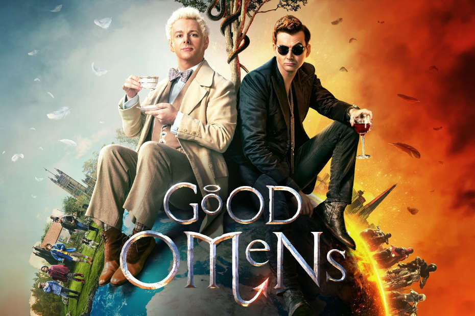Good Omens (2019-)