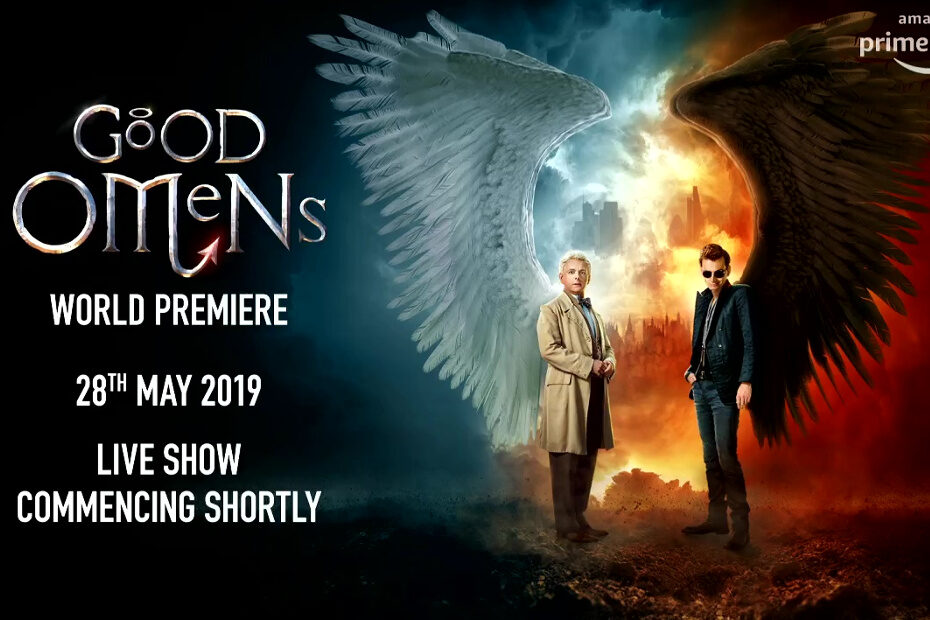 Good Omens World Premiere live from London