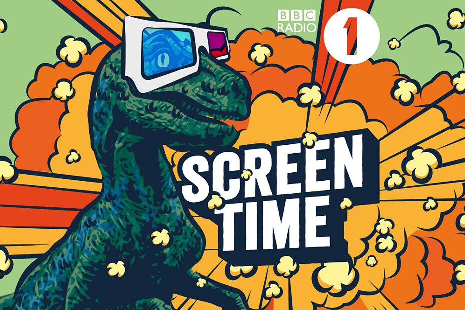 BBC Radio 1 Screen Time - Good Omens Interview Special