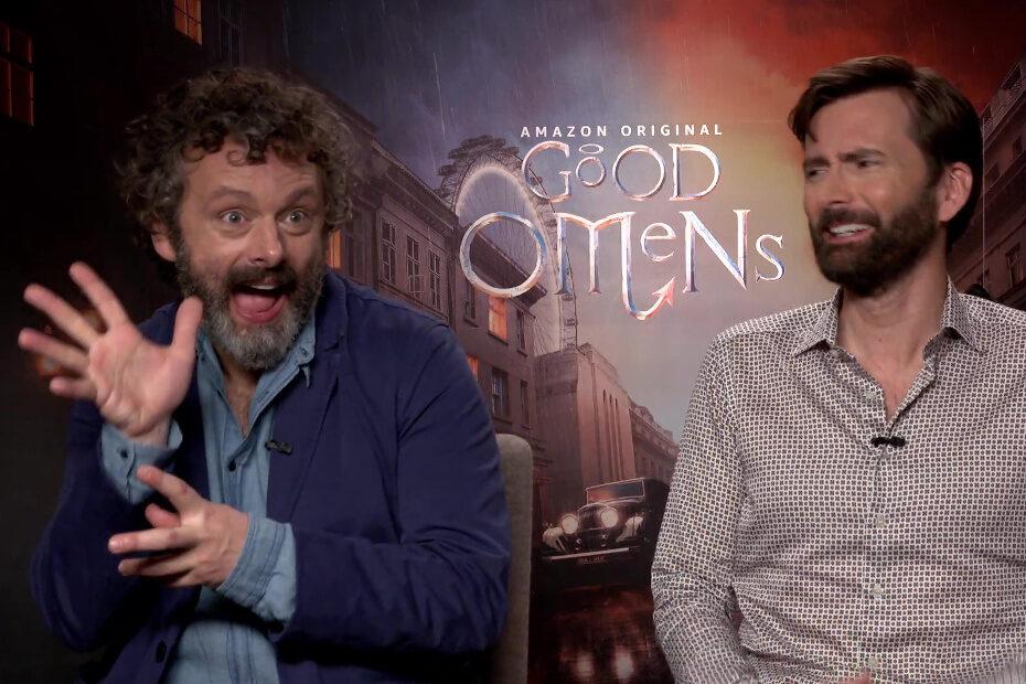 Good Omens: TV Insider interview