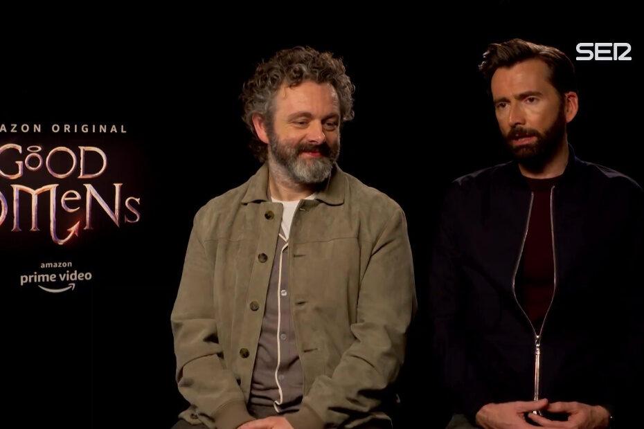 Good Omens: El Cine en la SER interview