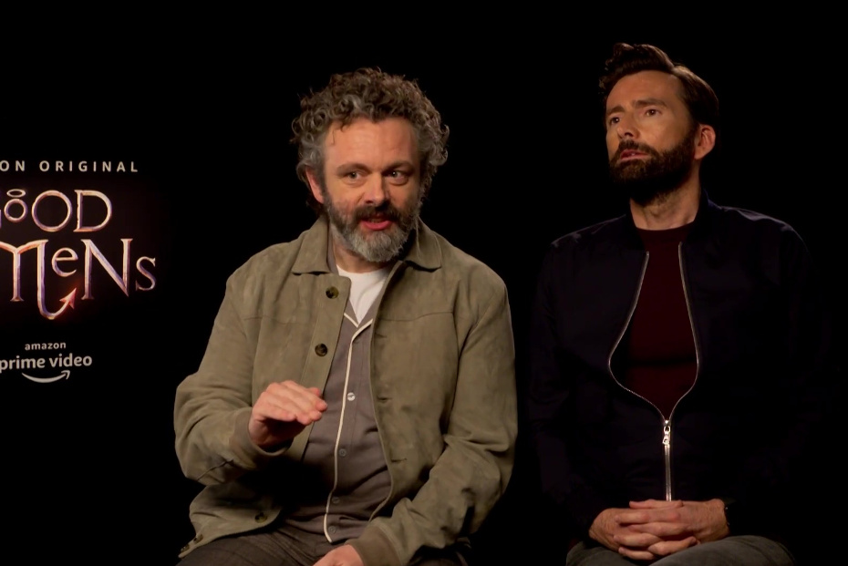 The Good Omens Cast Reacts to Fan 'Ships