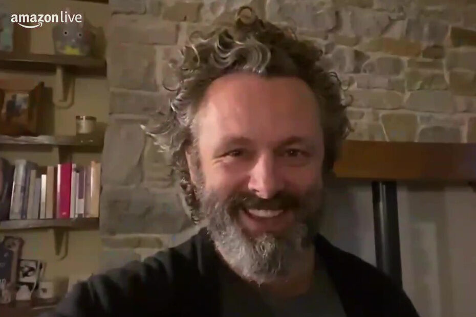 Amazon Live Author Live Series - Neil Gaiman and David Tennant