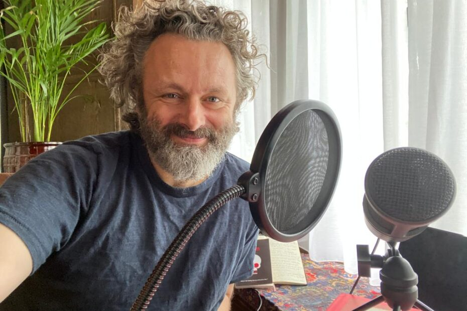Michael Sheen talks about Hamlet on the Playcrush podcast