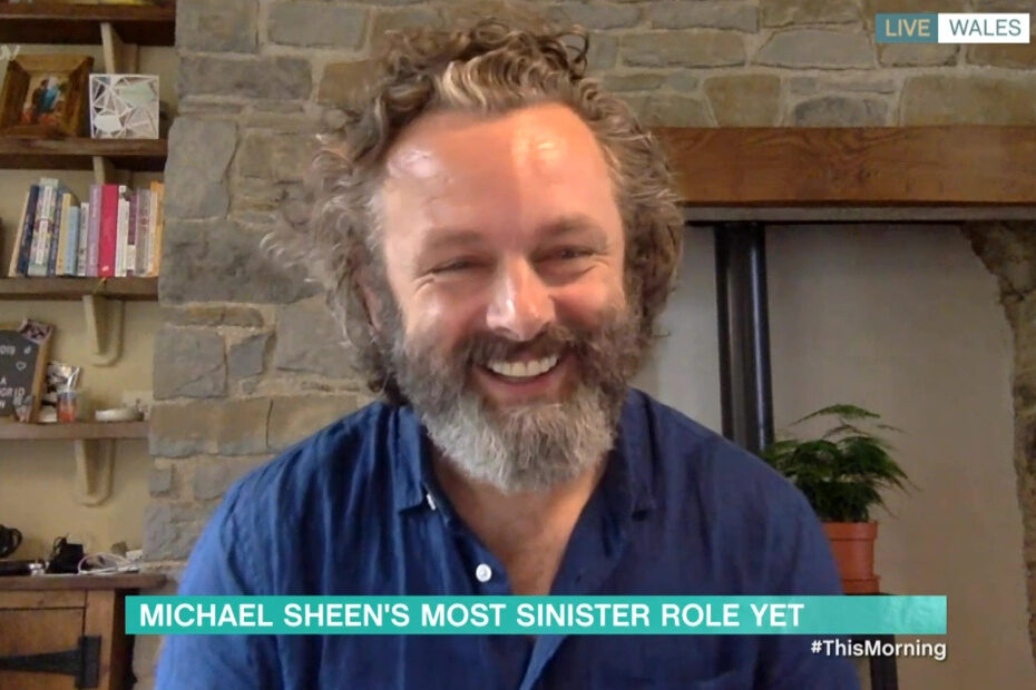 Michael Sheen discusses Prodigal Son on This Morning