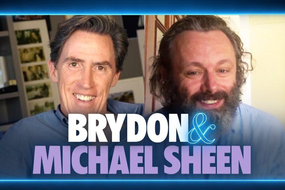 Michael Sheen interview on Rob Brydon's YouTube channel Brydon &