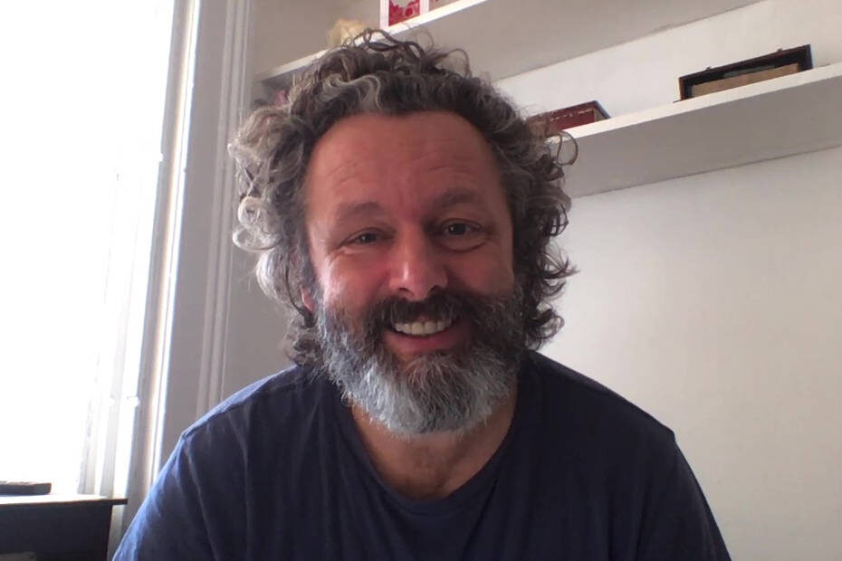 Michael Sheen reads from The Hobbit