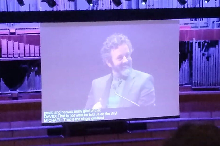 Good Omens at the Royal Festival Hall