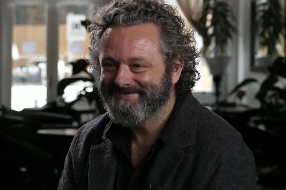 Channel 4 News: Michael Sheen backs working class writers in creative industries