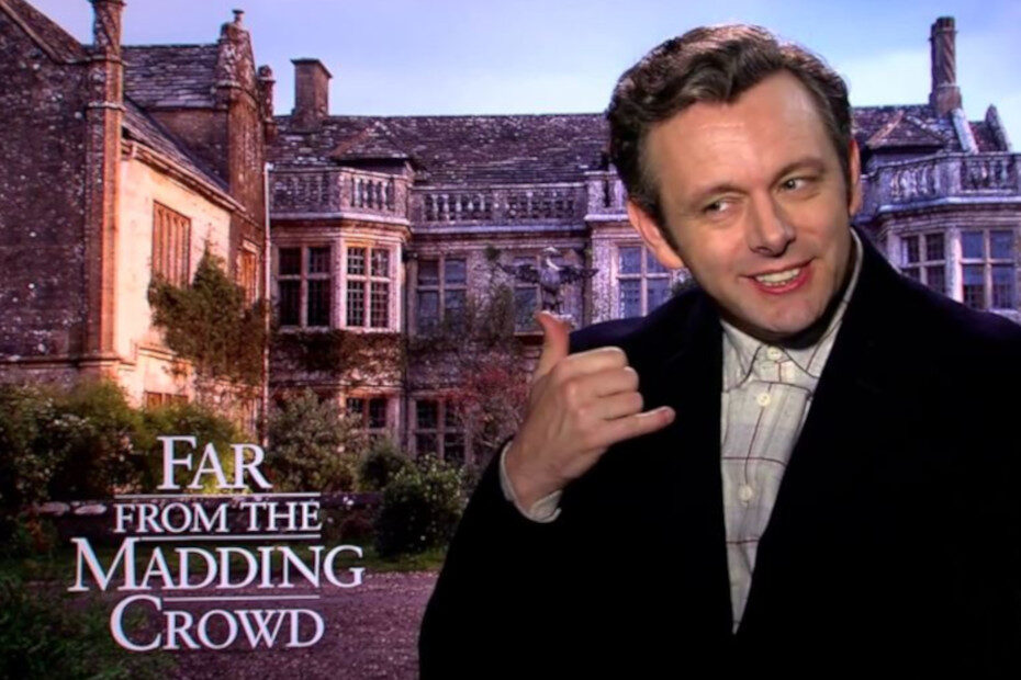 Collider Extras - Michael Sheen Talks Far From the Madding Crowd