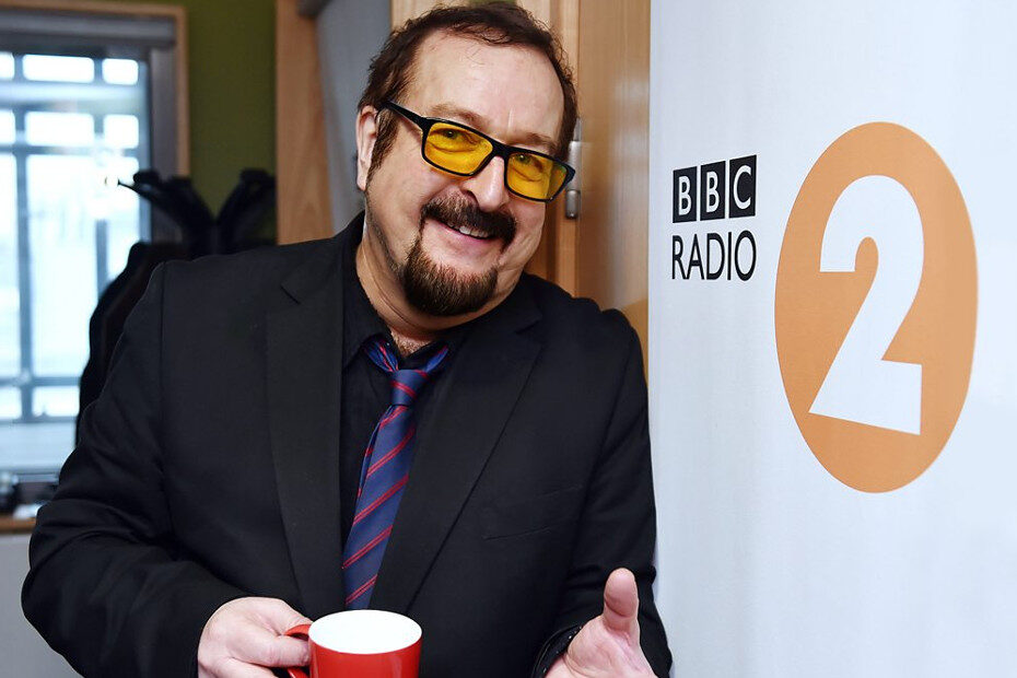 A Writing Chance on Steve Wright in the Afternoon