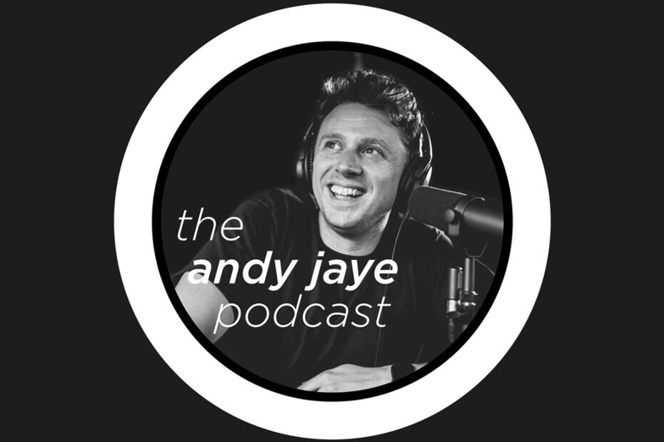 Michael Sheen on The Andy Jaye Podcast