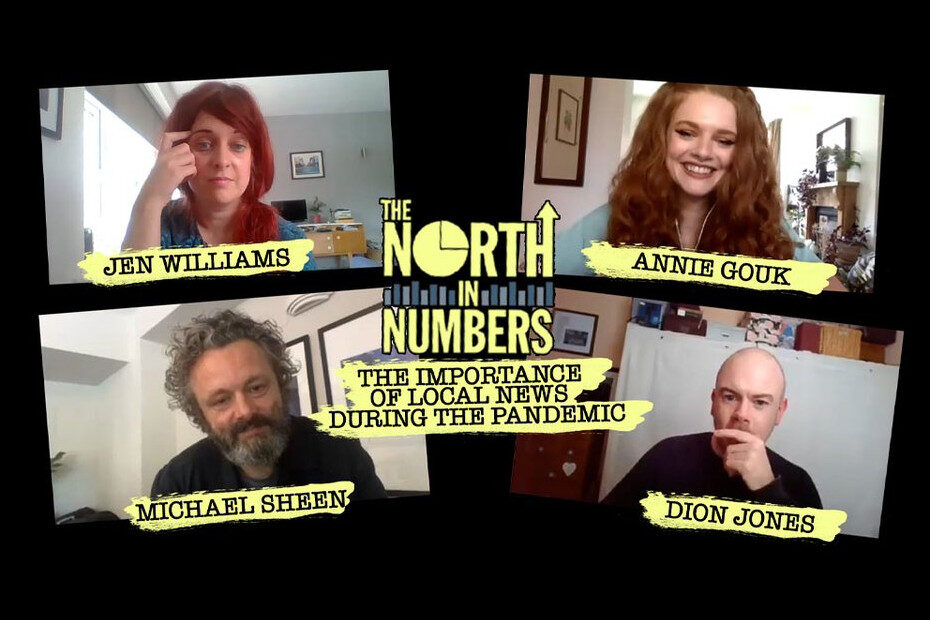 The North in Numbers podcast