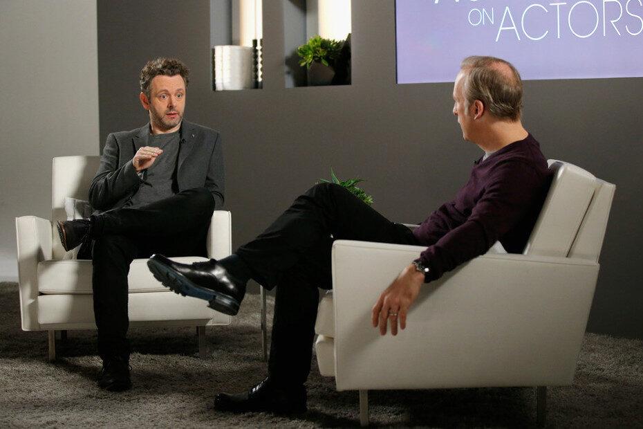 Actors on Actors - Michael Sheen and Bob Odenkirk