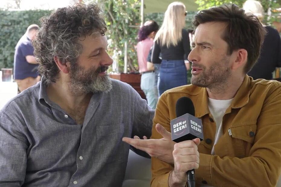 Good Omens: Den of Geek interview