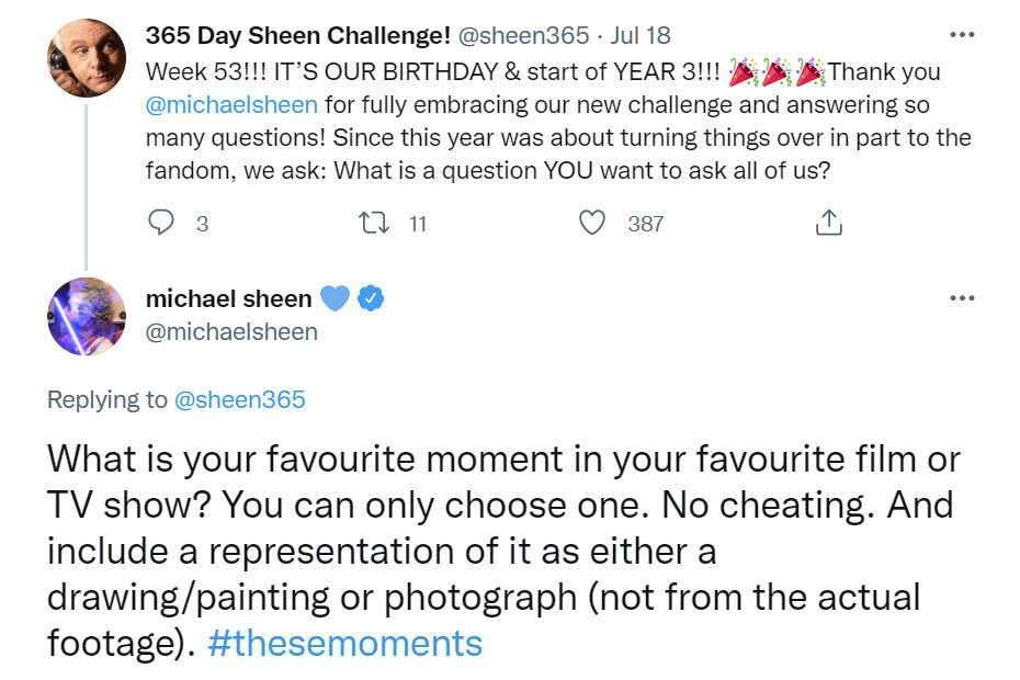The Sheen365 Project – year 3