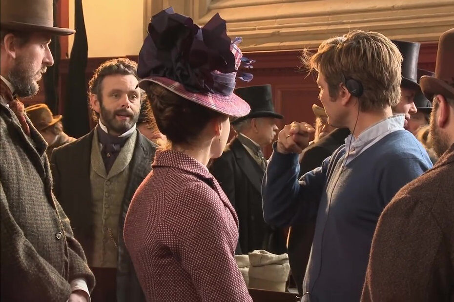 Far from the Madding Crowd - behind the scenes