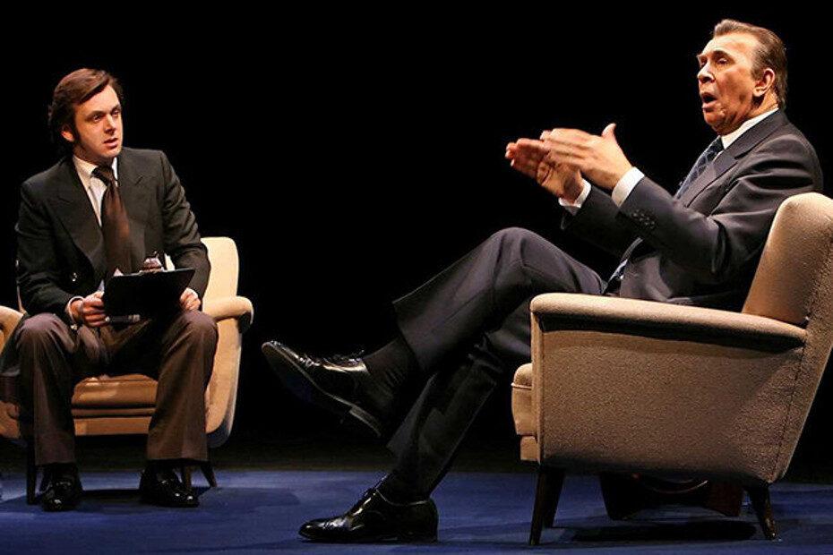 Frost/Nixon (play) - NPR interview