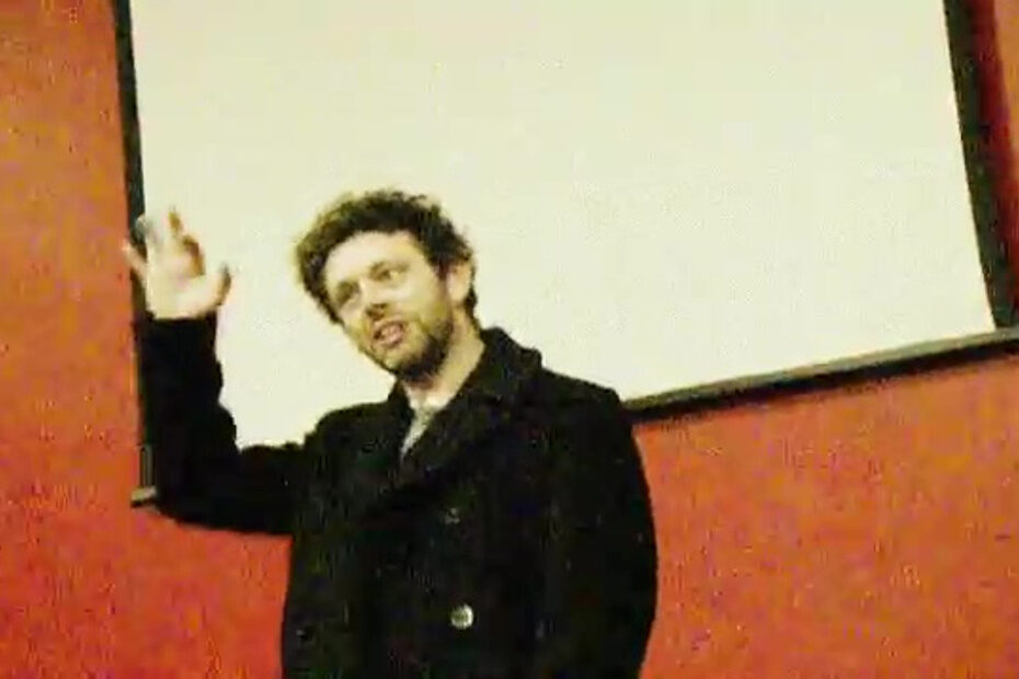 Michael Sheen introduces The Gospel of Us