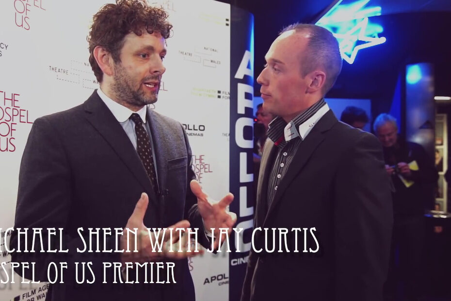 The Gospel of Us premiere interview
