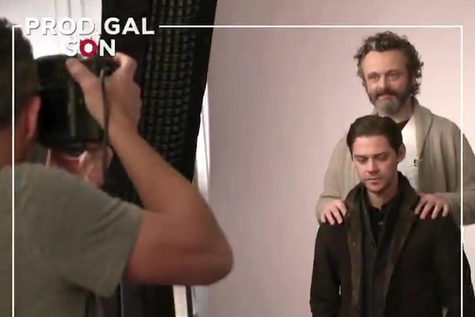 Prodigal Son behind the scenes footage